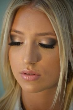 blonde hair for pale skin and blue eyes google search wedding makeup pinterest wedding