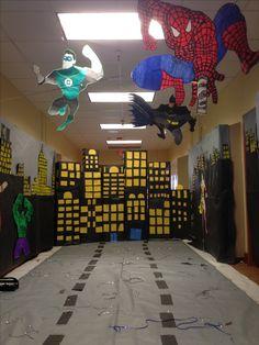 1000 Ideas About School Hallway Decorations On Pinterest