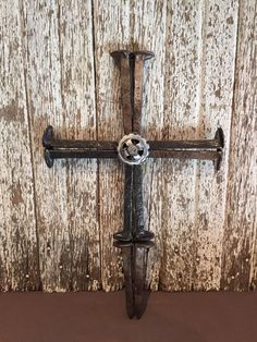 Railroad Spikes Spikes And Crosses On Pinterest