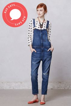 LACAUSA LA Washed Overall   Denim Days   Pinterest   Free people and     Shopping Problems  Fashion Questions And Answers