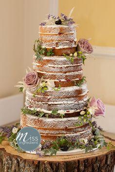 Pretty cake, but wou