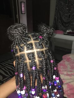 Little Girls Box Braids Mya Hairstyles Pinterest