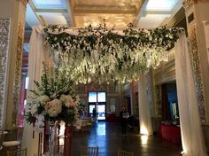 Floral Ceiling/Chand
