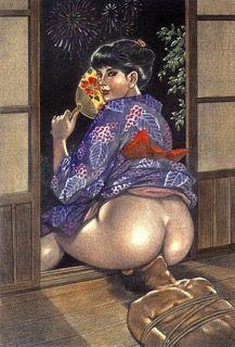 granny femdom art
