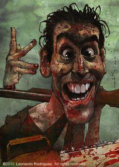 1000 Images About Ash Amp The Evil Dead On Pinterest