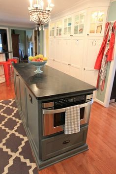 stacked microwave and double oven kitchen pinterest on brilliant kitchen cabinet organization and tips ideas more space discover things quicker id=26894