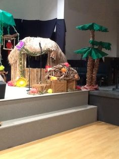 GLO Puppet Ministry: ARROW ISLAND VBS 2014