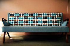 Retro Sofa Homesense And At Home On Pinterest