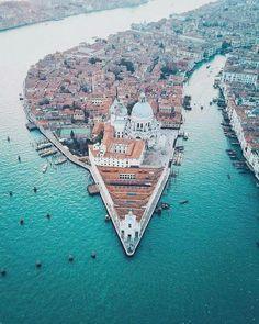 Venice, Italy, from