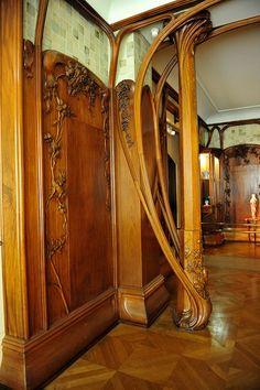 1000 Ideas About Art Nouveau Furniture On Pinterest
