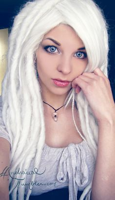 1000 images about white girl dreadlocks looks i like on pinterest dreads white dreads and