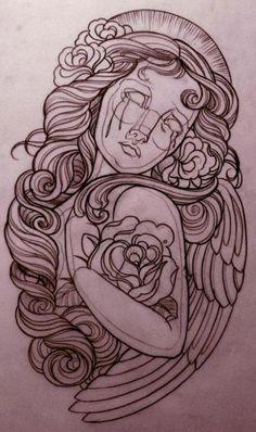 tattoos on pinterest angel wing tattoos pumpkin tattoo and angel wings
