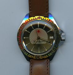 1000+ images about Russian & Soviet watches on Pinterest ...