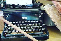 Endangered typewrite