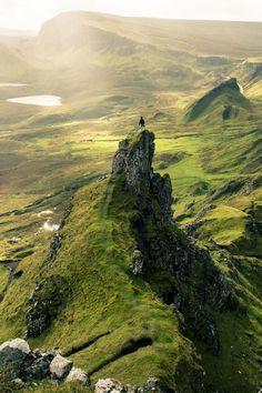 The Quiraing, Skye,