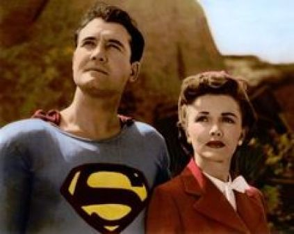 Image result for phyllis coates in the adventures of superman color