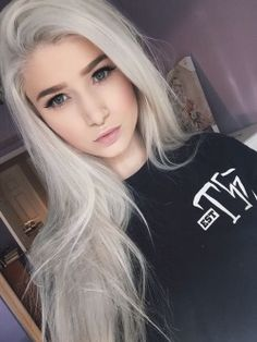1000 ideas about white hair on pinterest leda muir gray hair and hair
