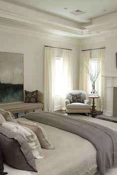 Gray Linen Bedding,