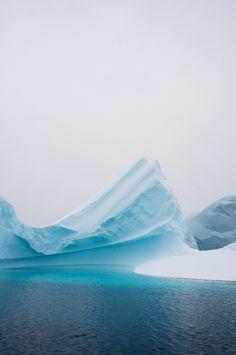 Aquamarine ombré gla