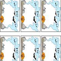 halloween name tags