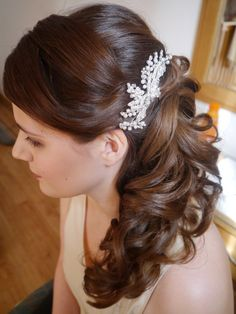 1000 images about wedding hair half up down on pinterest wedding hairstyles half up wedding
