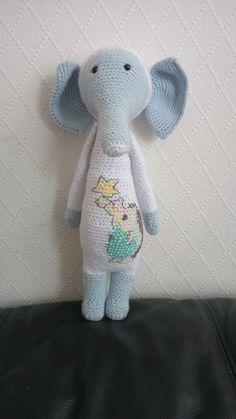 Elephant modified by