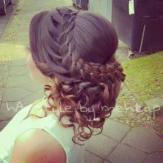 Chongo Elegante Atras Peinados Pinterest