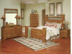Rustic Pine Bedroom Furniture Sets Deep