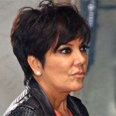 1000 Images About Hair Cuts On Pinterest Kris Jenner