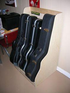 Guitar Storage Ideas On Pinterest Guitar Storage Guitar