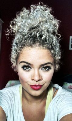 1000 images about touch of color natural hair on pinterest colored natural hair natural