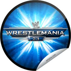 Image result for wrestlemania 23 logo pinterest