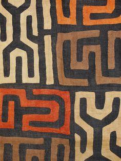 Kuba Cloth Ceremonia