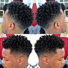 haircuts curls and black men on pinterest