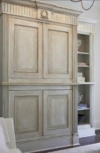 1000 Images About Black And GreyChalk Painted Furniture