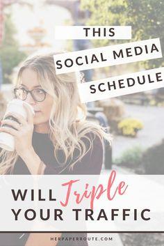 .The social media sc