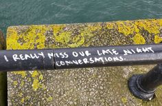 Seen in Falmouth on