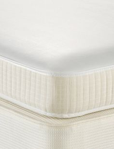 Cot Bed Natural Mattress 7 Day Delivery M S 140 Wait