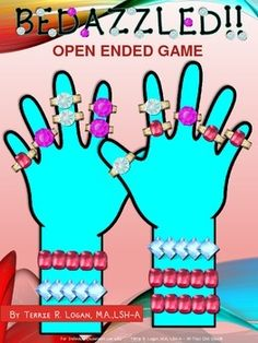 Bedazzled Open Ended Game For Language Math And