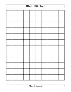 1000 ideas about Number Chart on Pinterest   Math