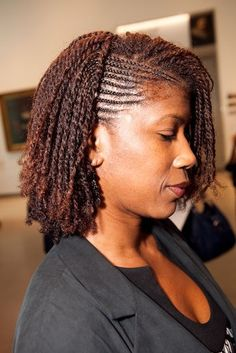one side cornrows braided hairstyle updo black hairstyles and natural