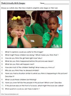 Images About Drawing Conclusions Making Inferences