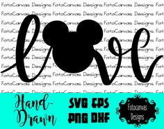 Download 3 SVG Designs Straight Outta Disney svg files by ...