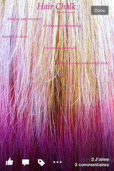 1000 images about l oreal hairchalk on pinterest hair chalk catwalks and catwalk hair
