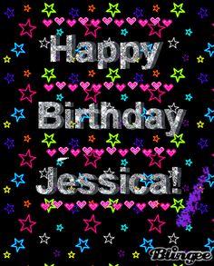 Birthday Cake Happy Birthday Jessica Gluten Free