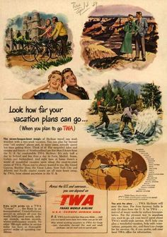 1000+ images about Trans World Airlines on Pinterest ...