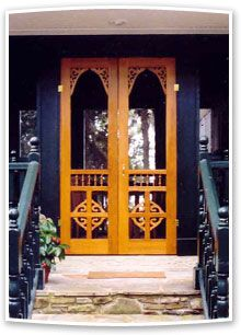 1000 Images About Vintage Screen Doors On Pinterest