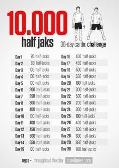 30 day challenge full body workout push ups sit ups