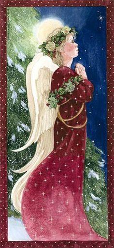 Engelchen Und Engel On Pinterest Christmas Angels