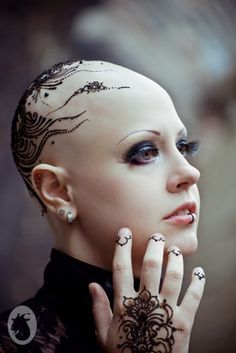 1000 images about tattoos on the head on pinterest head tattoos scalp tattoo and tattoos and